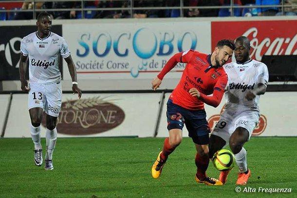Football coupe de france le gfc ajaccio face saint malo guingamp alta frequenza - Guingamp coupe de france ...