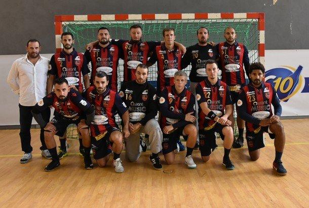 Handball coupe de france le gfc ajaccio l 39 preuve - Resultat coupe de france handball feminin ...