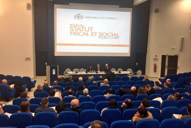 Le statut fiscal et social de la corse l 39 preuve de la - Statut chambre de commerce ...