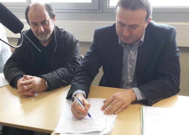 Qualification des entreprises corses du b timent edf ctc et capeb signent une convention - Grille qualification batiment ...