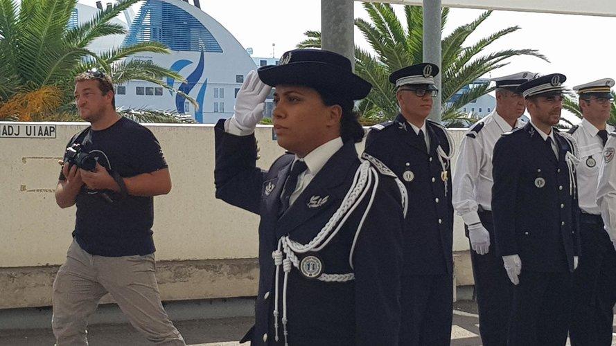 Une nouvelle directrice d partementale de la s curit - Nouvelle grille indiciaire gendarmerie ...