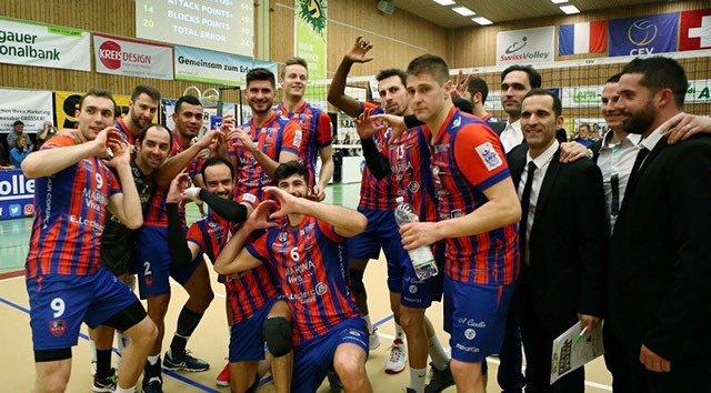 Volley ball coupe d 39 europe cev le gfc ajaccio sera au - Coupe d europe 2000 finale ...