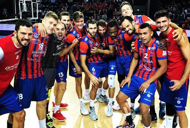 Volley ball coupe de france le gfc ajaccio aux portes d 39 une nouvelle finale alta frequenza - Volley ball coupe de france ...
