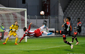 Ligue 2 : ACA - VALENCIENNES