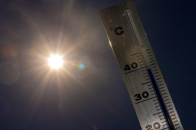 Vague de chaleur dans le Sud-Est de la France — Météo