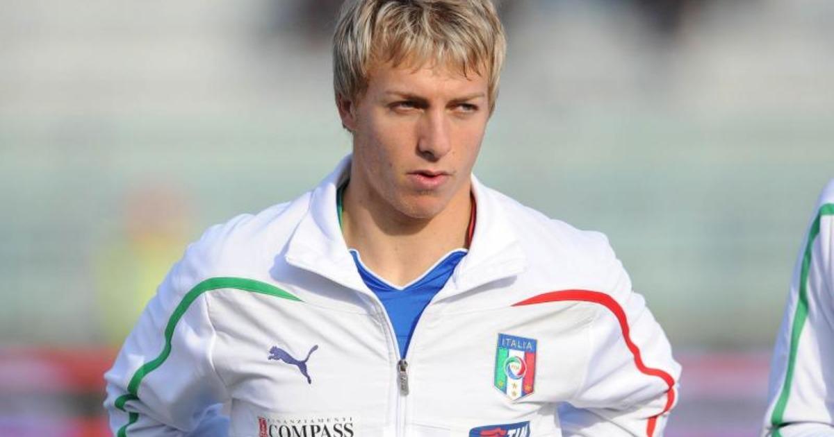 Football (Ligue 1) - Alessandro Crescenzi (AS Roma) vers l ...