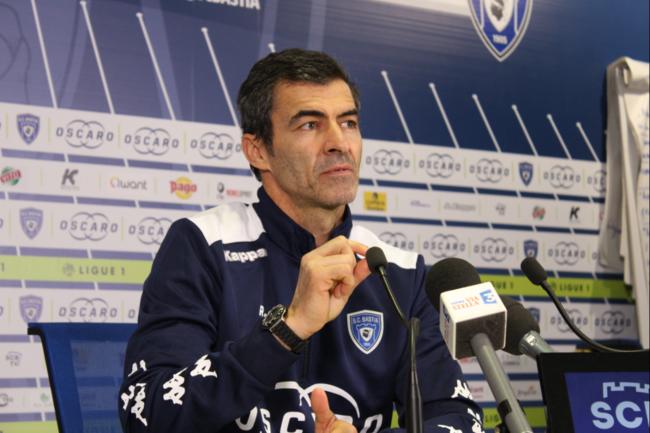Ligue 1 : Bastia tombe encore à Metz