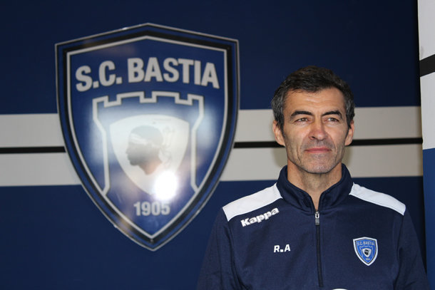 Reginald Ray est le nouvel entraîneur de Bastia — Officiel