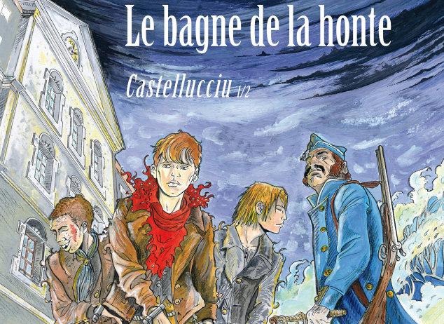 L Histoire De La Corse De Nouveau Racontee En Bande Dessinee
