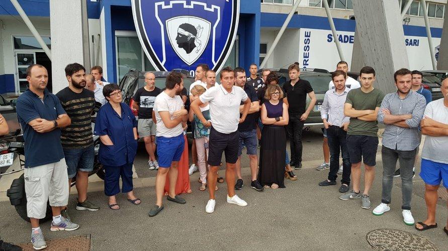 Foot : la relégation de Bastia en National 1 confirmée par le CNOSF