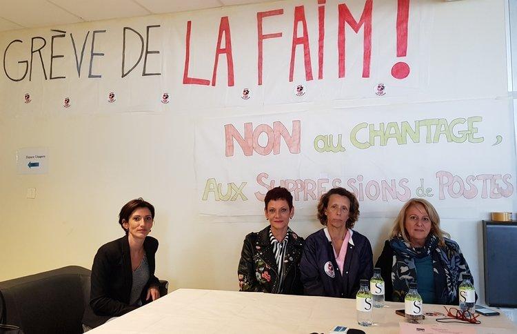 Grève de la faim à l'hôpital de Bastia